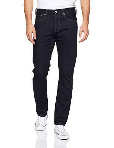 Calvin Klein Men's Slim Fit Jeans, Austin Blue Rinse 36x34