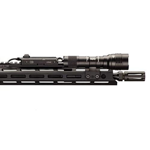 Cloud Defensive LCS w/Streamlight ProTac HL-X Rail Mount 1000 Lumen (LCSmk2-KIT-b), Black