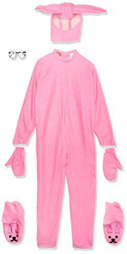 Cardboard Box Halloween Costume Ideas (Rasta Imposta A Christmas Story Bunny Suit Costume, Pink, One)