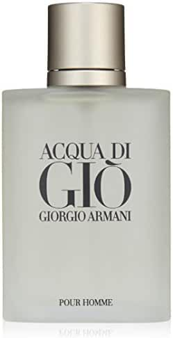 Giorgio Armani Acqua Di Gio Eau De Toilette Spray for Men, 3.4 Oz