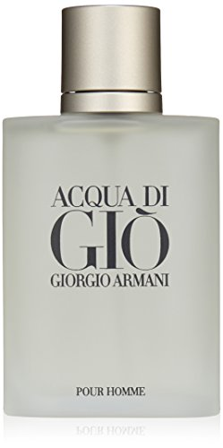 Acqua Di Gio By Giorgio Armani For Men. Eau De Toilette Spray 3.4 (Acqua Di Gio 100 Ml)