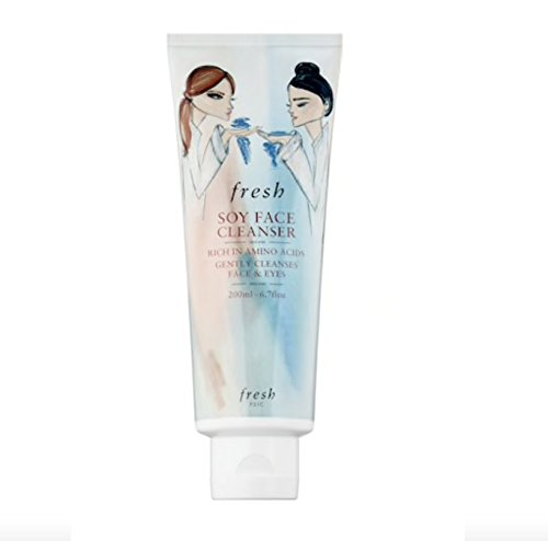 (FRESH Soy Face Cleanser Limited Edition 6.7oz/200ml)