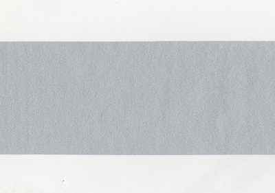 Silver Plain Wallpaper Border