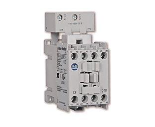 Allen-Bradley IEC 100C16D10 Standard Contactor 16 AMP 120VAC from Allen-Bradley