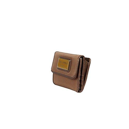 Porte monnaie toile Ted Lapidus Tonic TL NY42002 - Beige