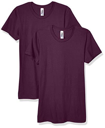 Marky G Apparel Womens Flowy Raglan T-Shirt-2 Pack