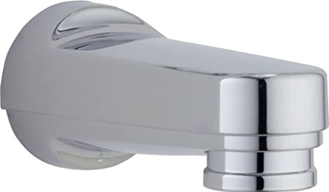 Delta Faucet RP5836 Tub Spout Pull-Down Diverter, Chrome (Pulldown Faucet Delta)