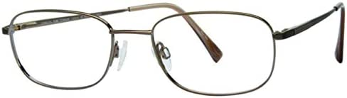 Charmant Eyeglasses TI8172 TI 8172 BR Brown Full Rim Optical Frame 51mm
