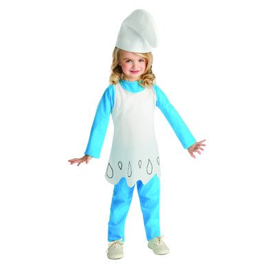 with Smurf Costumes design