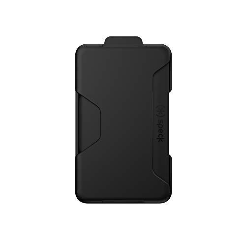 Speck Products Universal Phone Case LootLock Stick-on Wallet, Black