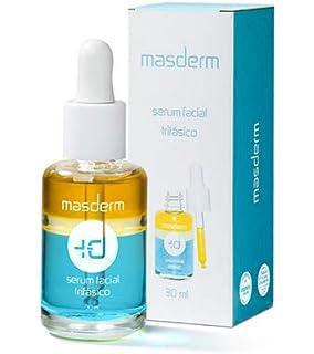 MASDERM - Serum Facial Vitamina C - Antimanchas, Antioxidante, Regenerador, Antiedad - Aceite