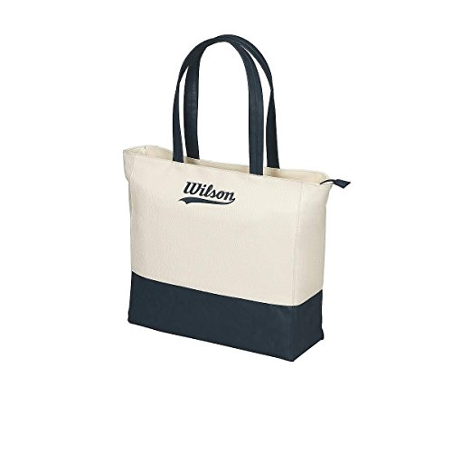 Wilson Heritage Tennis Tote White by Wilson