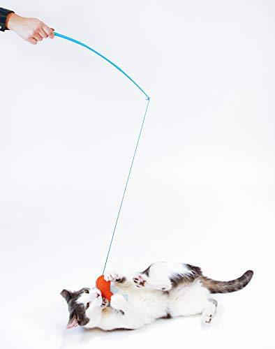 Hartz Cattraction Silver Vine & Catnip Cat Toys 9