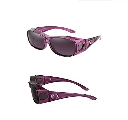 Gafas Polaroid Unisex WJYTYJ Libre Espejo De Moda Gafas 3 Conducción De Aire Sol De Al Deportes Espejo Controlador vpdWp