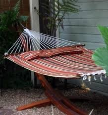 Pebble Lane Living Antiqua PremiumHammock with Pillow