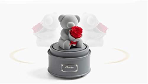 Cajas Musicales Declaración de Memorial Day Gift Amor giratoria de ...
