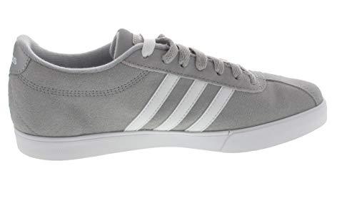 Courtset Grey Damen Adidas Fitnessschuhe One wYqUPgX