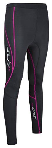 危険にさらされている近代化する褒賞SubスポーツRXレディースGraduated Compression Tights / pants- Base Layer Leggings