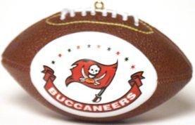 - Tampa Bay Buccaneers Ornaments Football - Licensed NFL Memorabilia - Tampa Bay Buccaneers Collectibles