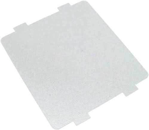 WuYan – 20 fogli universali per forno a microonde, per Galanz, per Midea, per Panasonic LG, 9,9 x 10,8 cm