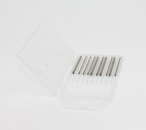 3.5mm Diamond Coated Twist Drill Bit Set 10pcs