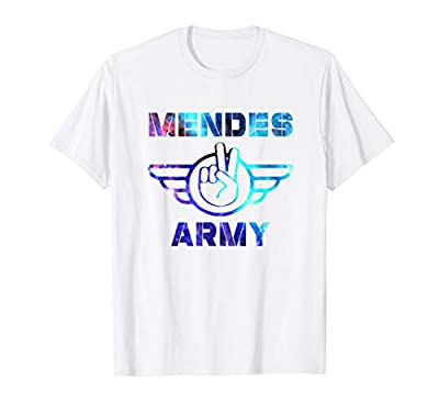 Mendes Gift Shawn T-Shirt Mendes Army For Men Women Kids T-Shirt
