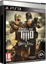 Army of Two: The Devils Cartel PS3 [Importación Inglesa ...