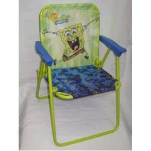 Amazon Com Nick Jr Spongebob Children S Patio Chair