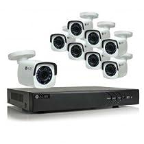 Alibi 8-Camera 2.0 Megapixel 65