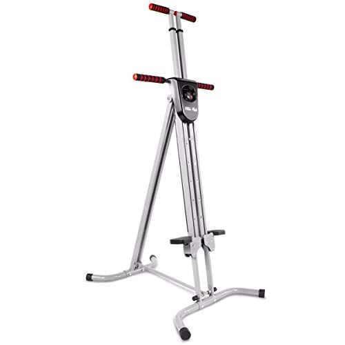 XtremepowerUS Vertical Climber Fitness Cardio Exercise Machine by XtremepowerUS (Image #3)