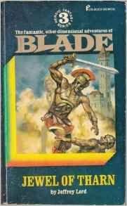 Jewel of Tharn   Richard Blade Series, Lord, Jeffrey