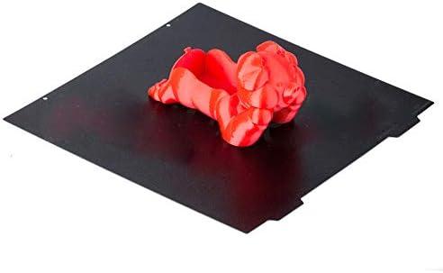 Gute Qualit/ät 310 x 310 mm CR10 Flexible doppelseitig strukturierte PEI Federstahlblech LayerLock PEI pulverbeschichtete Bauplatte f/ür BLV MGN Cube Creality CR-10 3D-Drucker
