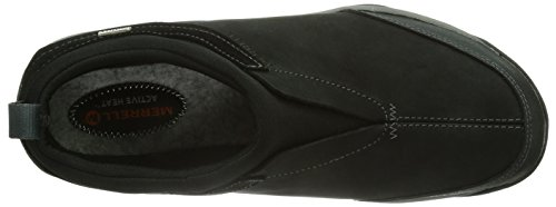 Merrell DEWBROOK MOC WTPF - zapatilla deportiva de piel mujer Black