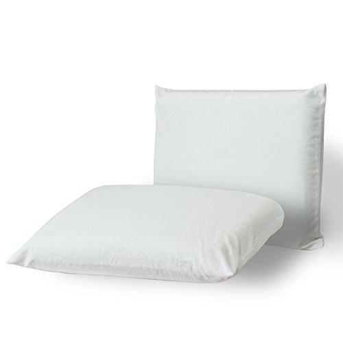 Zinus Memory Foam Traditional Pillows- set of 2, Standard