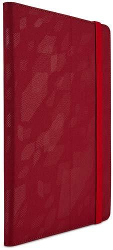 ケースロジックCBUE-1210 BOXCAR 10インチタブレットケース(あと振れ止め付き)(25.4 cm(10インチ)230 gレッド B079ZQVLX6