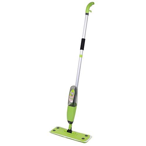 Spray Mop Kit / Reusable Microfibre Pad and 600ml Refilla...