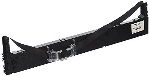 Tally Black Fabric Ribbon Cartridge - Single Black Fabric Ribbon T2240 Price Per Ribbon