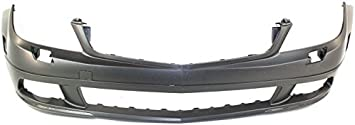 Partslink Number MB1000295 OE Replacement Front Bumper Cover