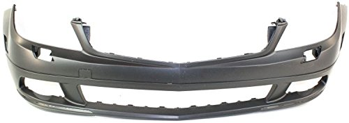 OE Replacement Mercedes-Benz C230/C300/C350 Front Bumper Cover (Partslink Number MB1000297)