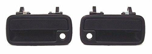 (DELPA CL3253 > Front Left & Right Outside Outer Exterior Door Handles Fits: 91-98 Suzuki Sidekick 4D / GEO Tracker 4D)