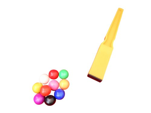 Ajax Scientific Magnetic Wand ( 21cm Length) with Magnetic Marbles]()