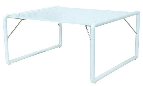 Hoohobbers Gofer Table, White by Hoohobbers