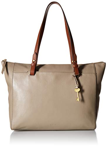 Fossil Rachel Tote Light Taupe, One Size