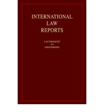 [(International Law Reports: v.121 )] [Author: Elihu Lauterpacht] [Sep-2002] PDF
