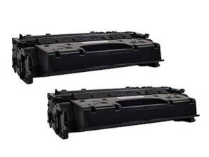 2-Pack Compatible Canon 120 Black Toner Cartridges for use with Canon imageCLASS D1120 D1150 D1170 D1180 Printer, Office Central