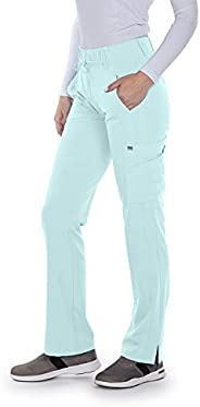 Barco Grey's Anatomy Signature Olivia Pant for Women - Super-Soft Medical Scrub
