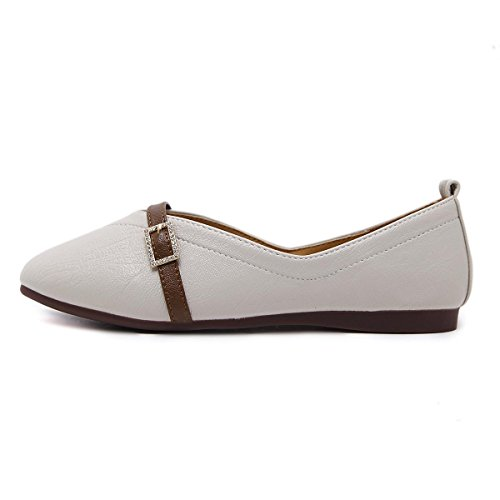 WHITE Work Fall Superficiel Square NVXIE Bottom Simples Simples Black Party Chaussures Bain Bottom Lace White EUR39UK665 Spring Head Chaussures Loisirs up Femmes Confort Pumps Nouveaux xOBgqp