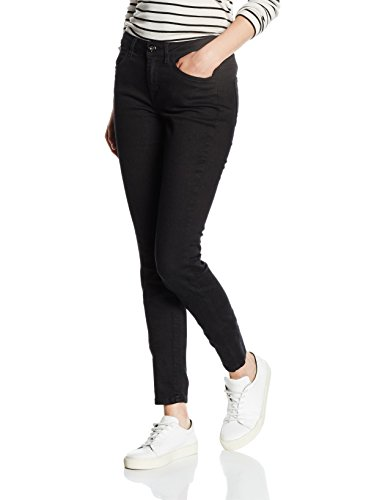 TOM TAILOR Alexa Denim, Jeans Mujer Negro (Black Denim)