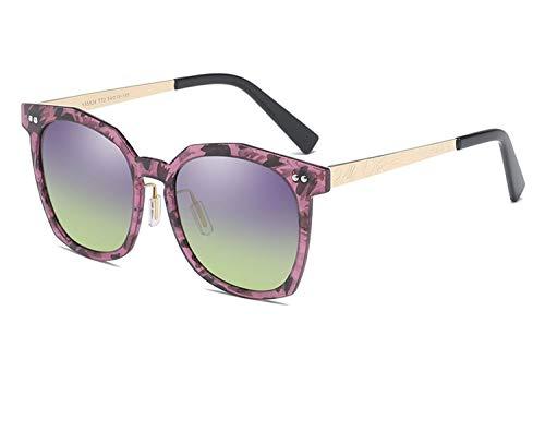 76cb6bdf8263 New Sunglasses Men's Sunglasses Women's Colorful Driving Sunglasses,Gray  frame gradient blue