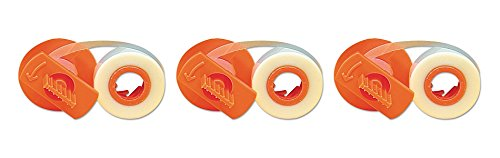 Dataproducts Correction Tape - Dataproducts #R1421-6 Compatible Universal Lift Off Tape Spool For Brother AX-10 - Replaces R0500, R0510, R0520, R1420, R1430, R7300, R7310 3pack